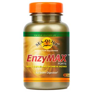 jual sea quill enzymax forte 30 jual vitamin